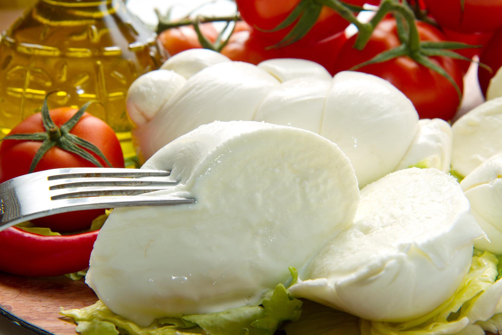 mozzarella fresca