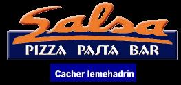 Pizza Salsa Logo